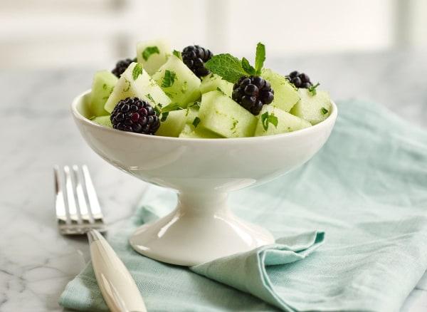 Image of Honeydew & Blackberry Salad