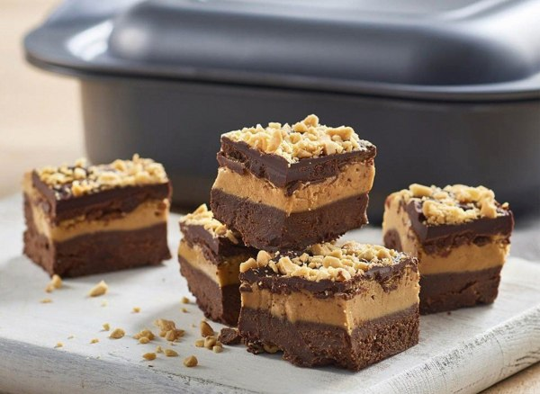 Image of Cold Brew Brownies