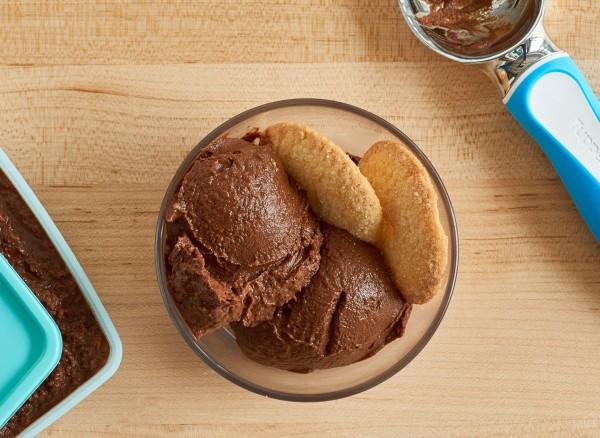 Image of Chocolate Sorbet