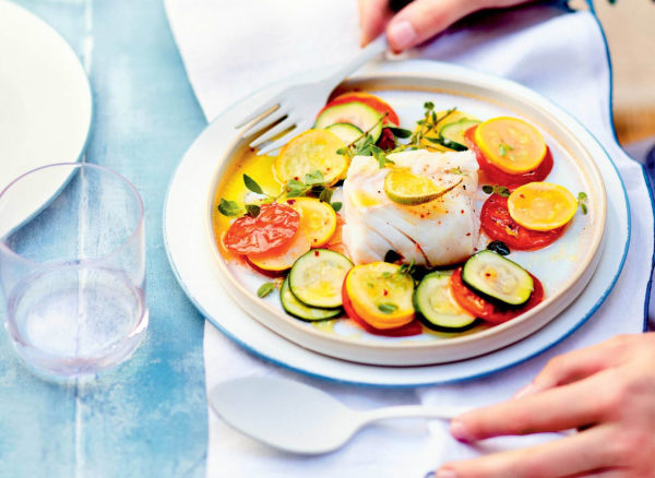 Image of Cod fish �In Papillote�