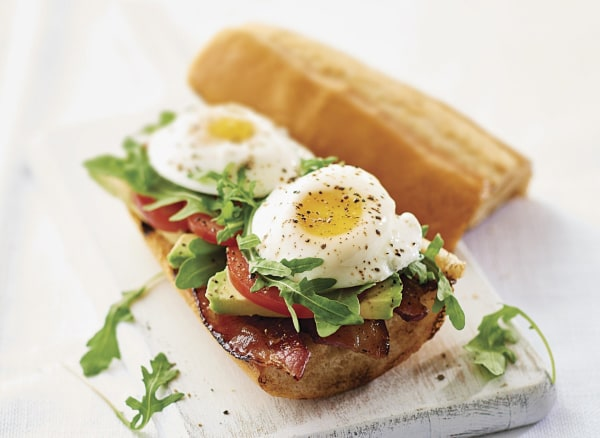 Image of Easy Poached Eggs