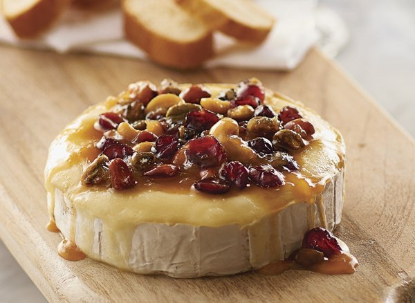 Image of Cranberry Nut Brie