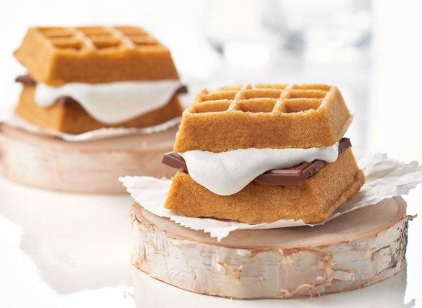 Image of Smores Waffle