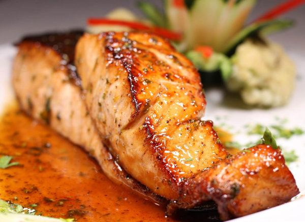 Image of Salmon Marinade