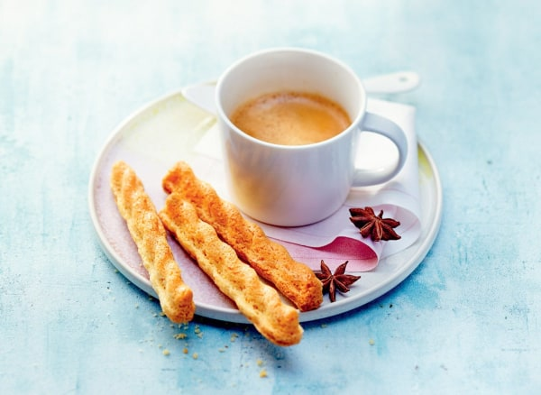Image of Once Baked Biscotti