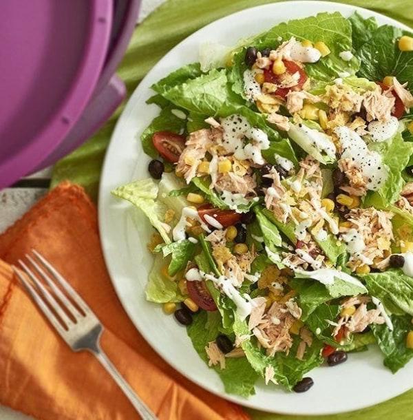 Image of Southwest Salmon Salad