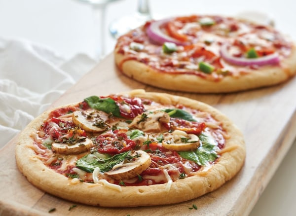 Image of Perfect Personal Pizza