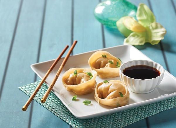 Image of Steamed Dumplings