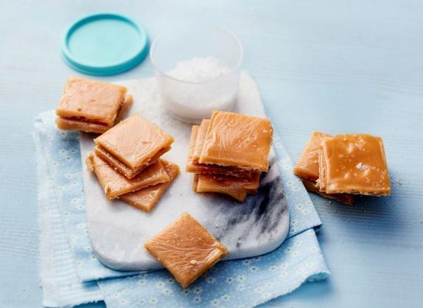 Image of Salty Caramel Brittle