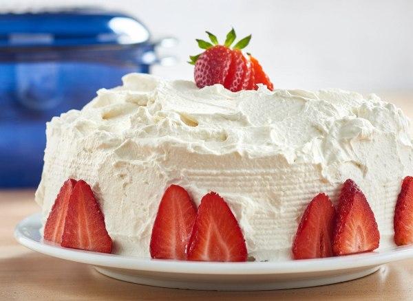 Image of Strawberry Chantilly Cake