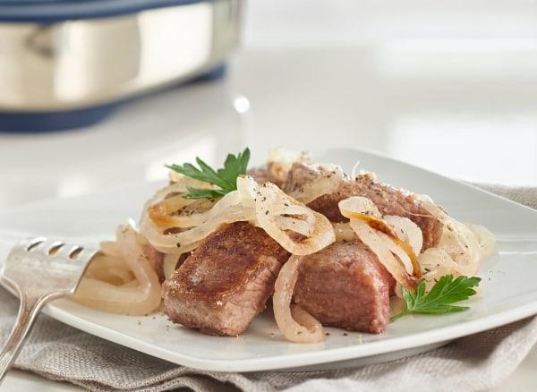 Image of Montreal Steak & Onions