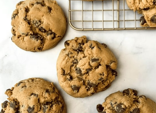 Image of ChunkyChocolate Chip Cookies