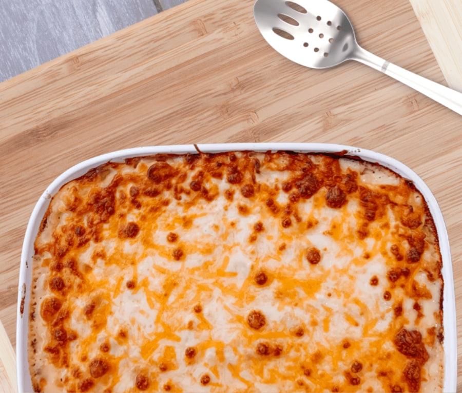 Image of Baked Mac & Cheese