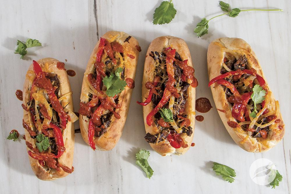 Image of Mexican Cheese Steaks