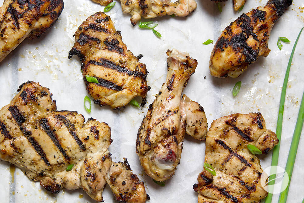 Image of Adobo Chicken