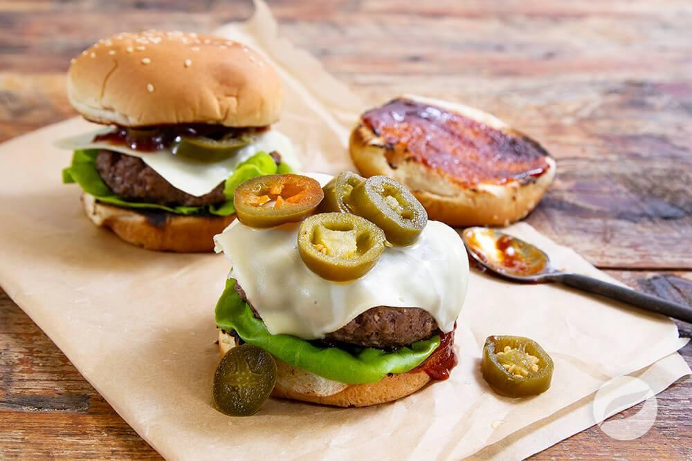 Image of Memphis BBQ Burgers
