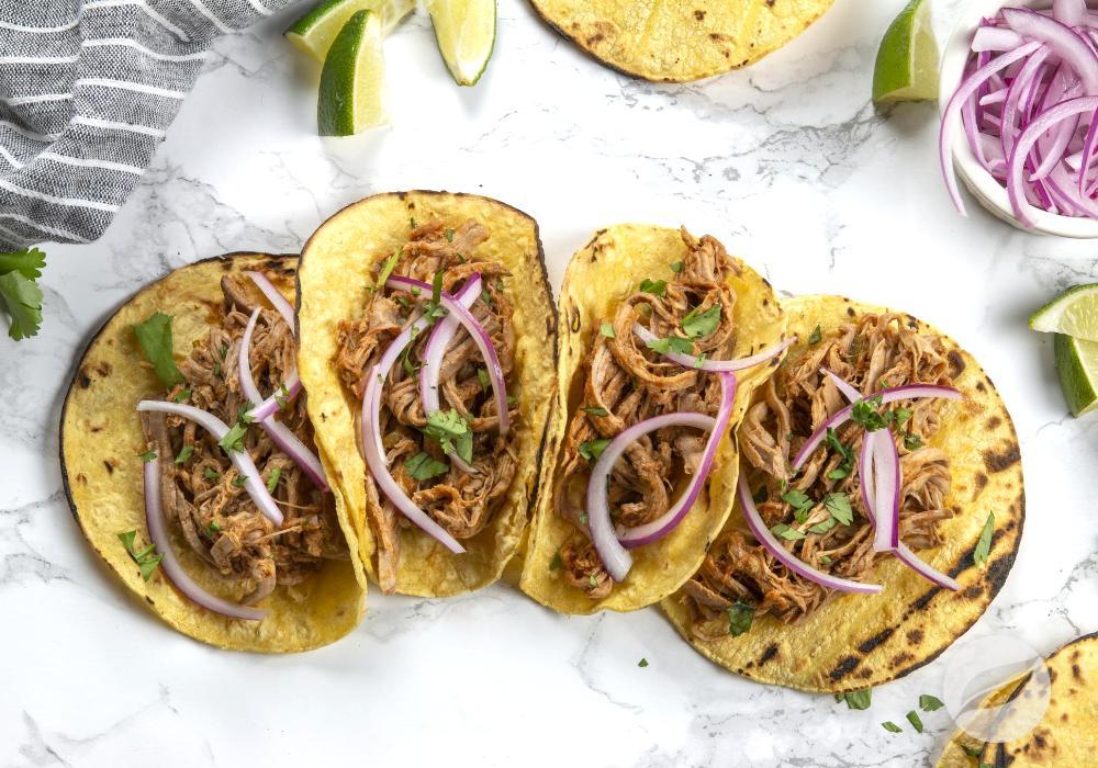 Image of Enchilada Pork Tacos