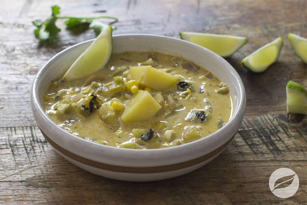 Image of Roasted Corn Chowder