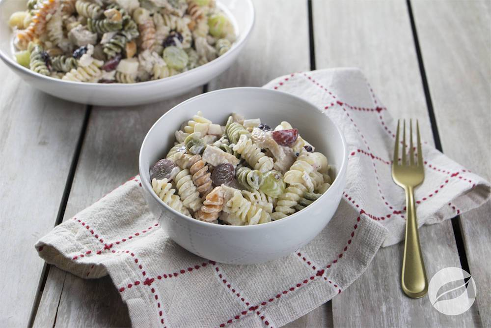 Image of Cranberry Chicken Pasta Salad