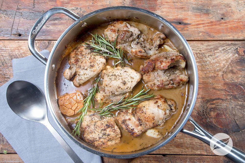 Image of Rosemary Garlic Chicken