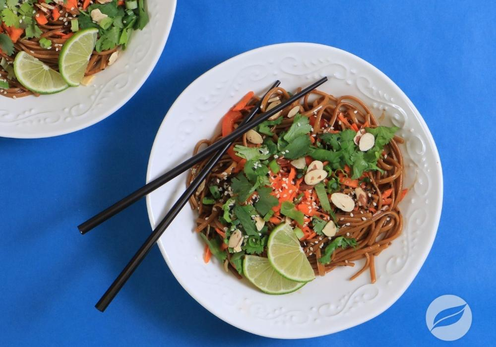 Image of Spicy Thai Noodles