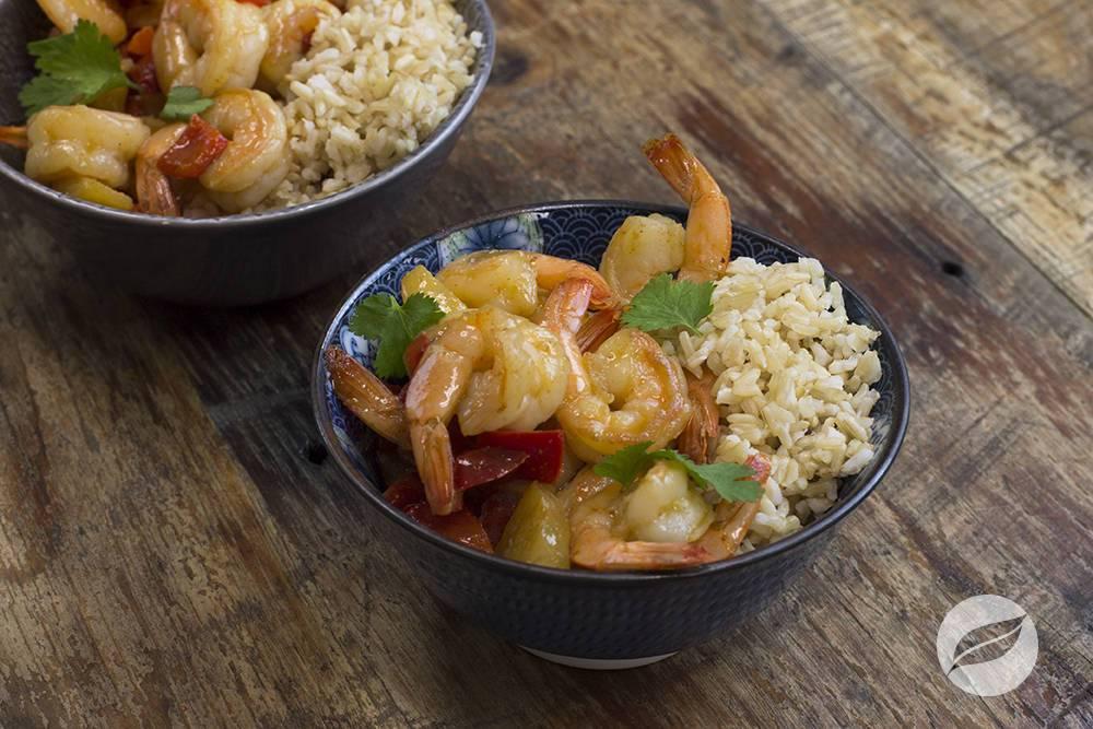 Image of Sweet & Sour Shrimp