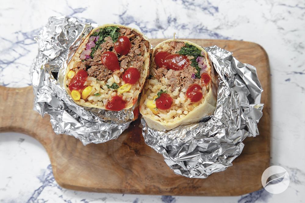 Image of Beef Brisket Burritos