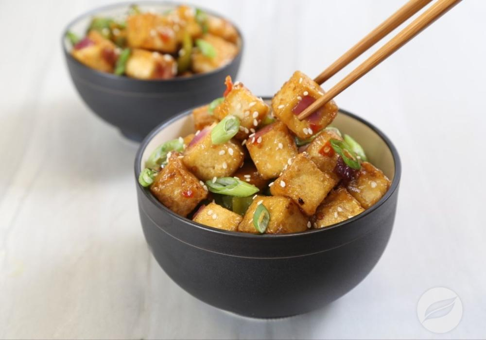 Image of Sweet & Spicy Tofu