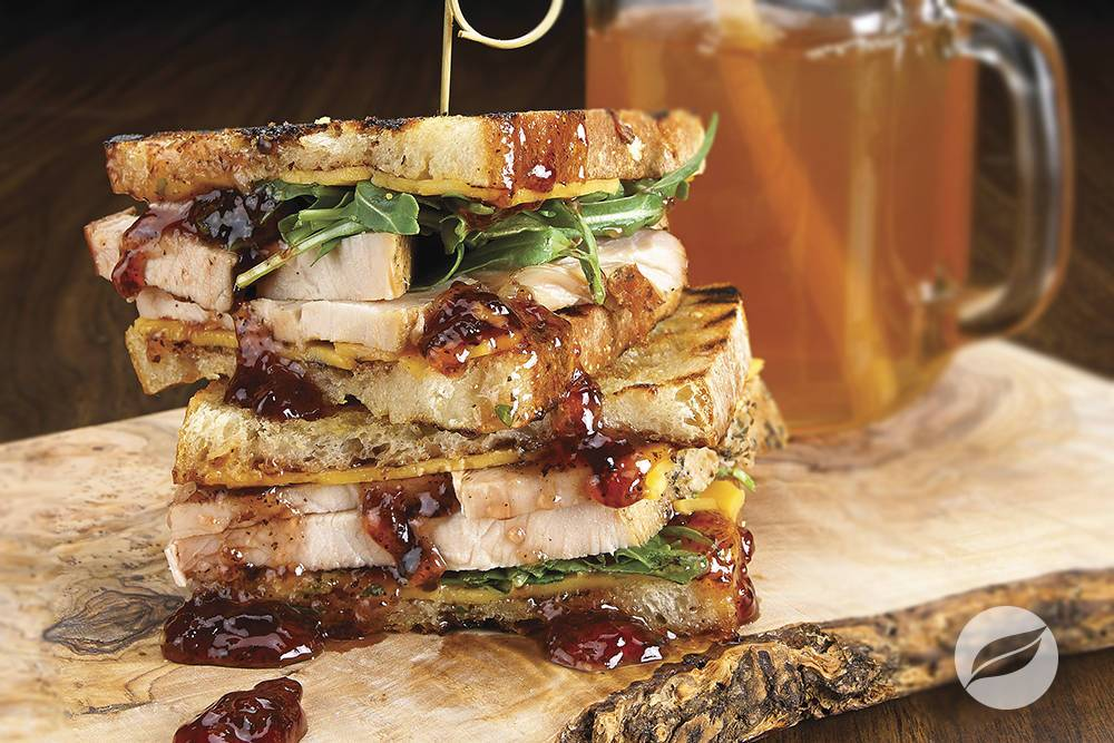 Image of Day After Thanksgiving Sandwich
