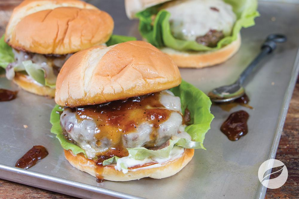 Image of French Onion Burger