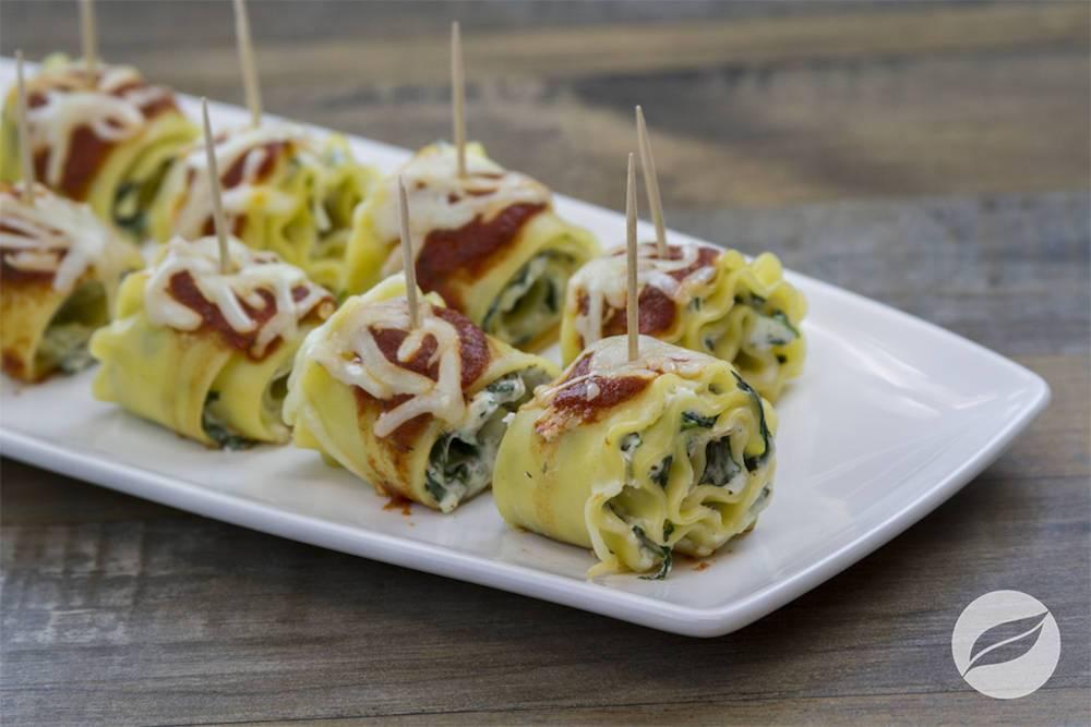 Image of Mini Lasagna Bites