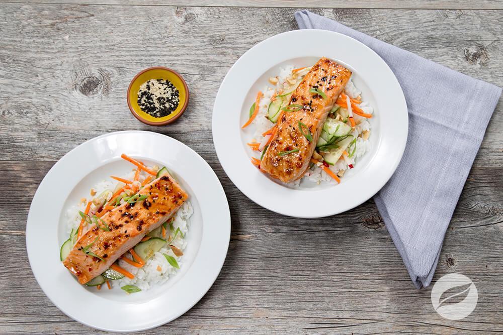 Image of Sweet Thai Salmon