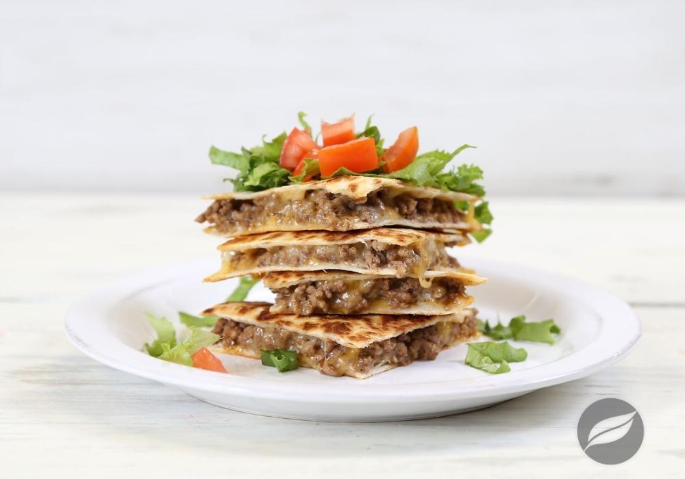 Image of Taco Quesadillas
