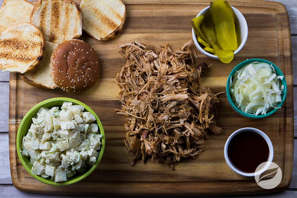 Image of Wicked Memphis Pulled Pork