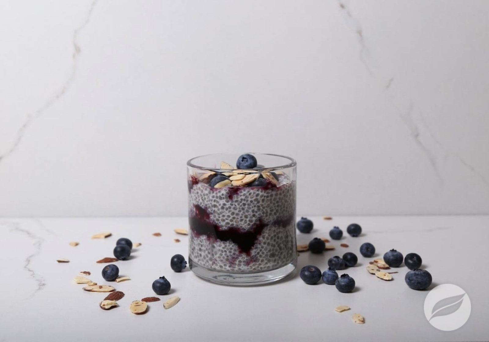 Image of Blueberry Chia Pudding