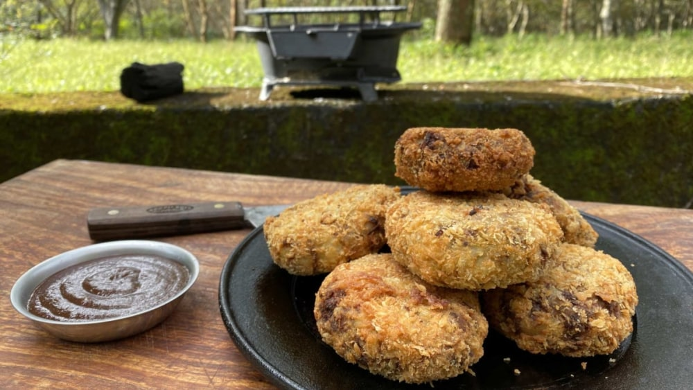 Image of Beef Fritters