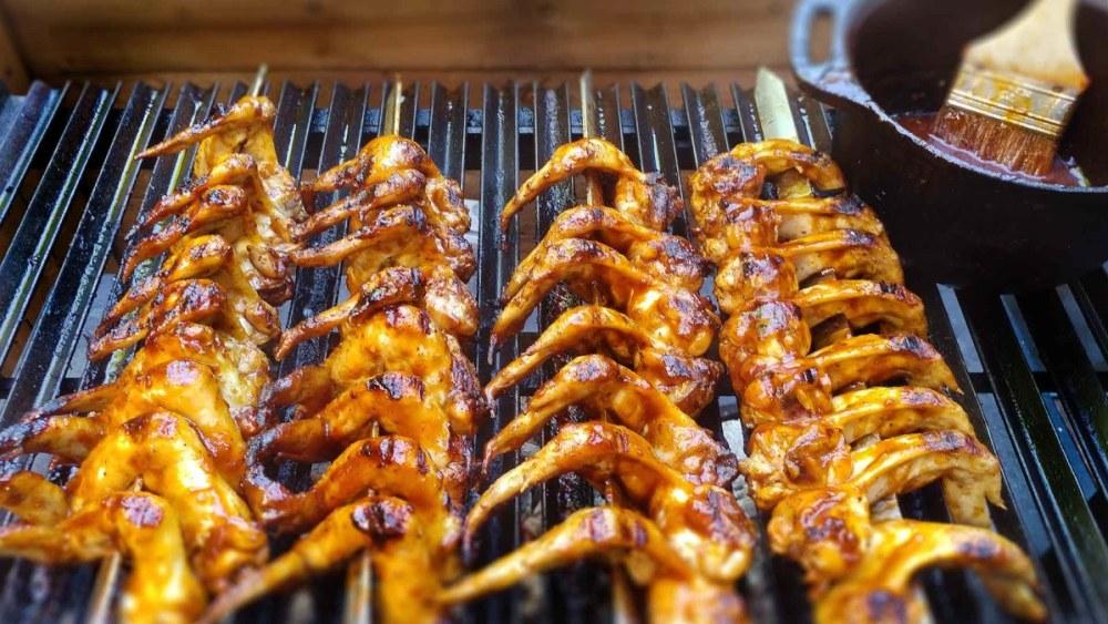 Image of Root Beer Chicken Wings