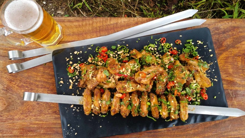 Image of Thai Stick Chicken Wings