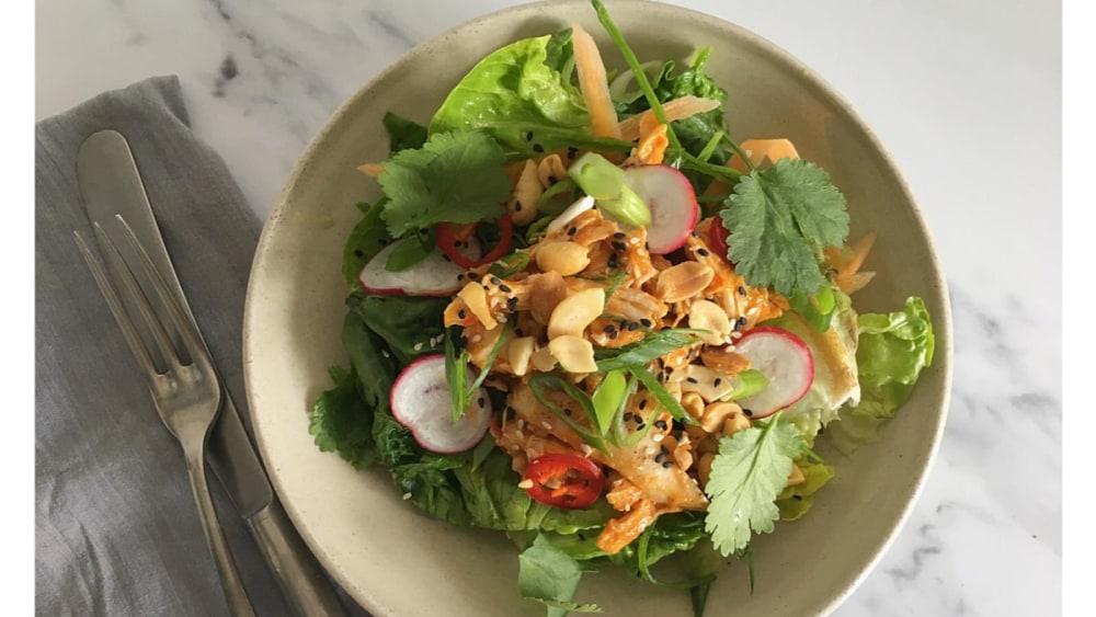 Image of Bang Bang Chicken Salad Recipe