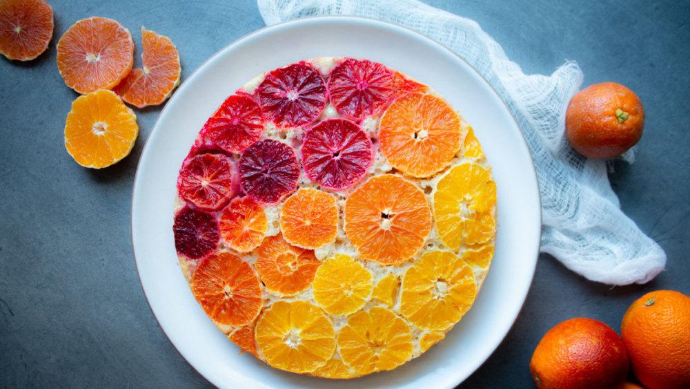 Image of Citrus Upside Down Cake