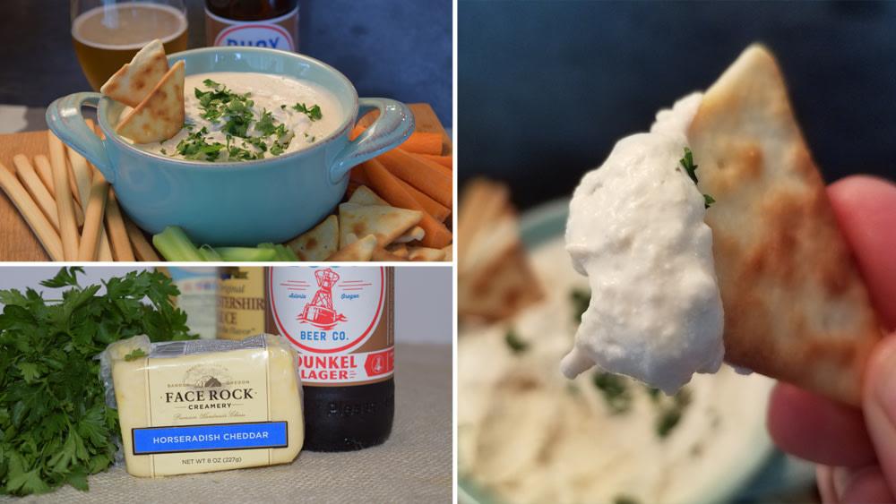 Image of Horseradish Cheddar Pub Cheese