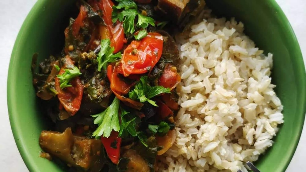 Image of Eggplant Stew
