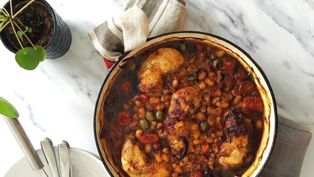 Image of Chicken Cacciatore Recipe