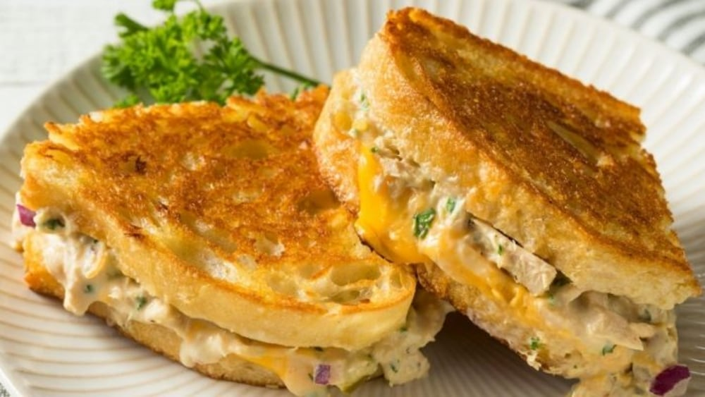 Image of The Best Tuna Melt Ever