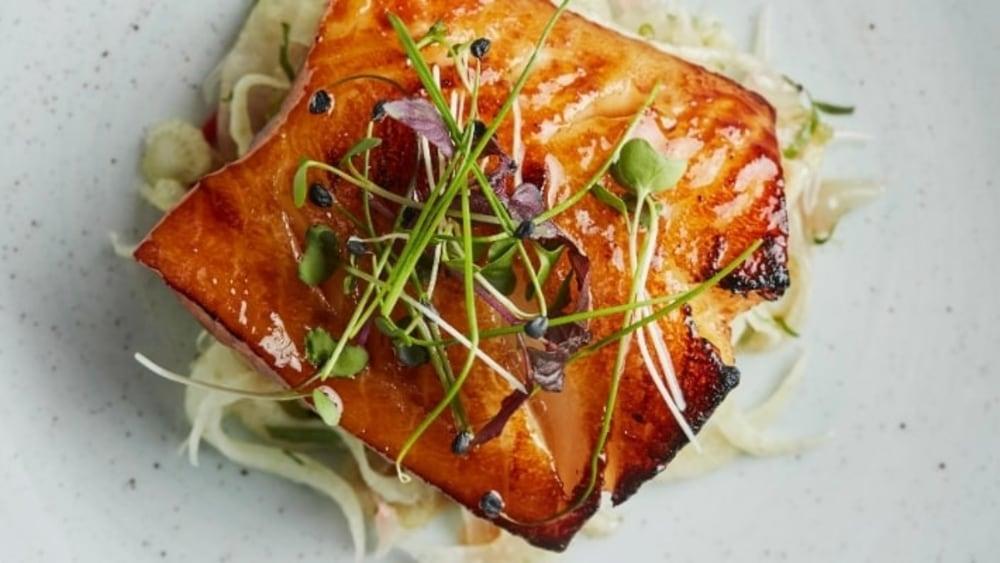 Image of Nobu's Miso-Marinated Black Cod Recipe