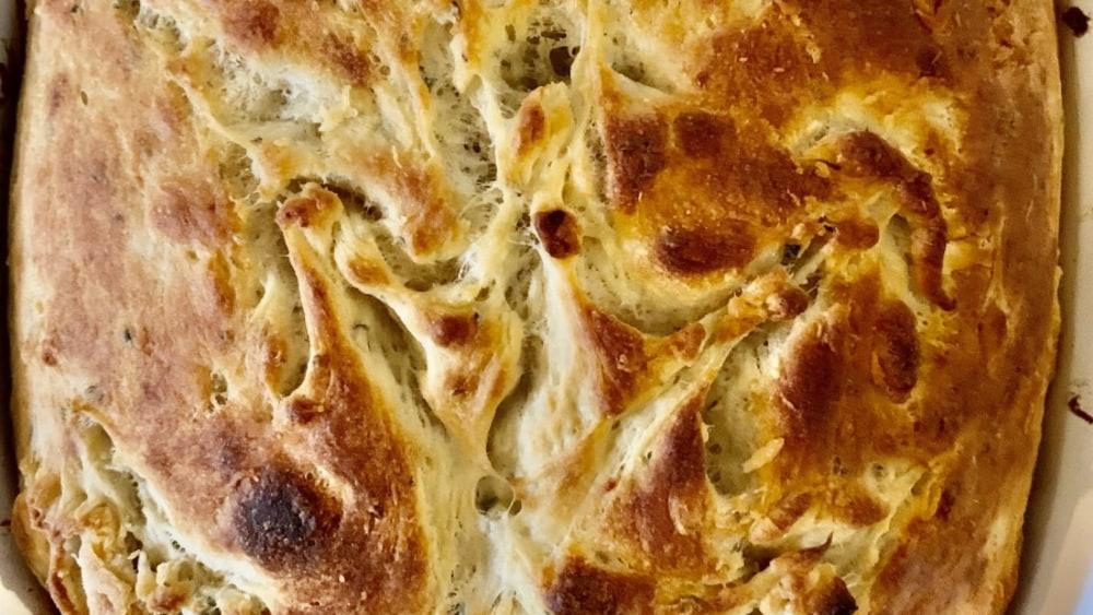 Image of Potato Rosemary Bread