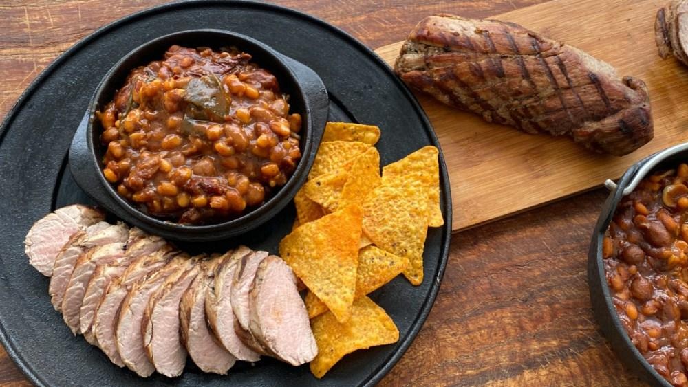 Image of Pork n Beans Premium Upgraded