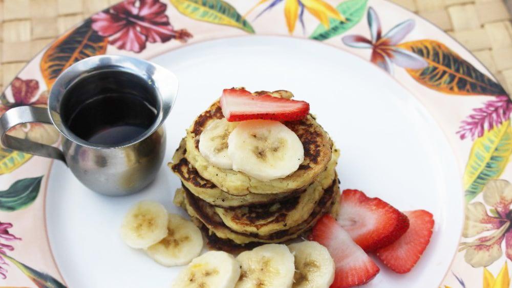 Image of ʻUlu Flour Banana Pancakes