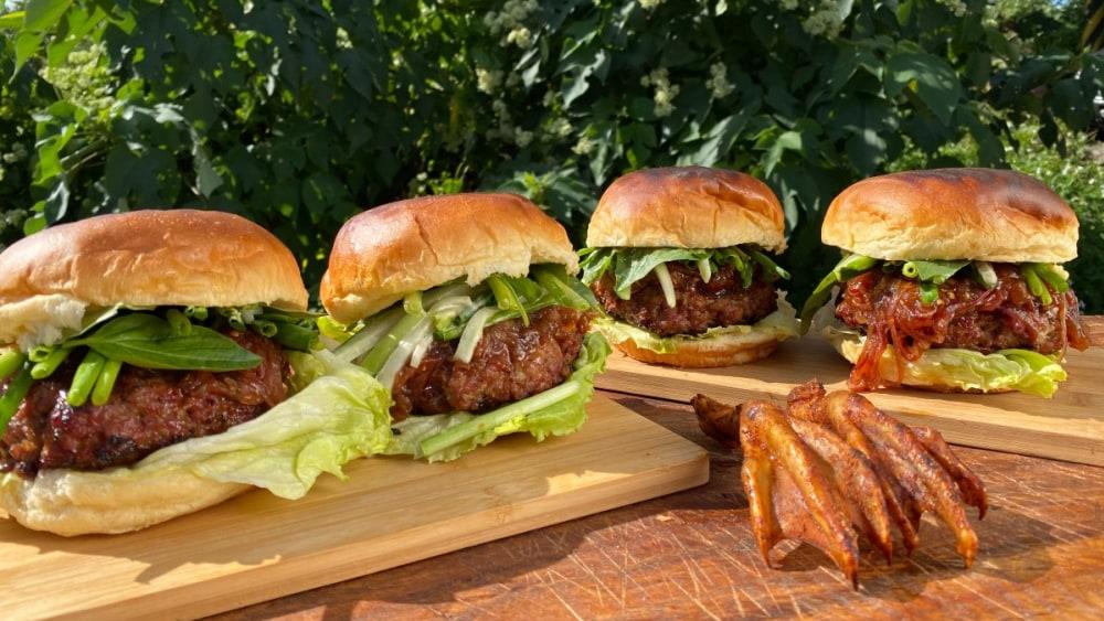 Image of McDuck Burger
