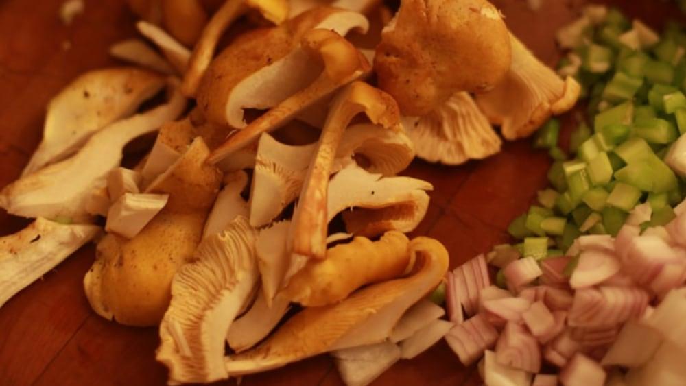 Image of Wild Mushroom Stuffing